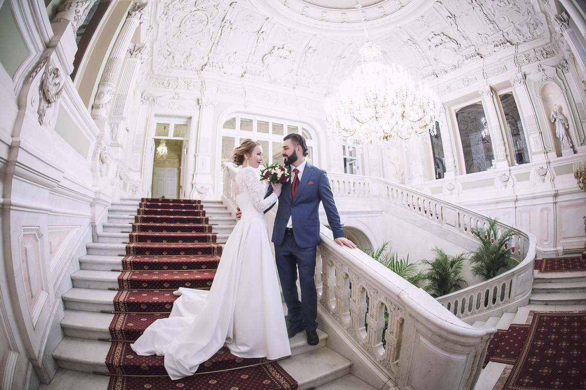 свадебный маршрут в санкт петербурге для фото тонкостями одним самых