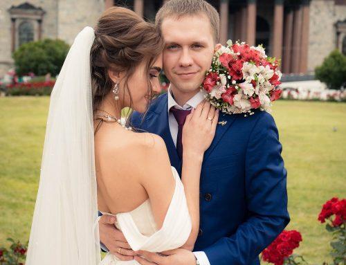 Свадебная фотосъемка и видеосъемка в 2020 году